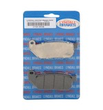 Lyndall Brakes X-Treme Performance Front Brake Pads For Harley Sportster 2004-2013