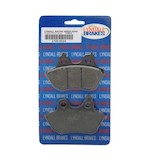 Lyndall Brakes X-Treme Performance Rear Brake Pads For Harley Softail 2006-2007