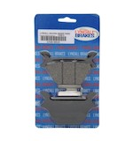 Lyndall Brakes X-Treme Performance Rear Brake Pads For Harley Big Twin/Sportster 1987-1999