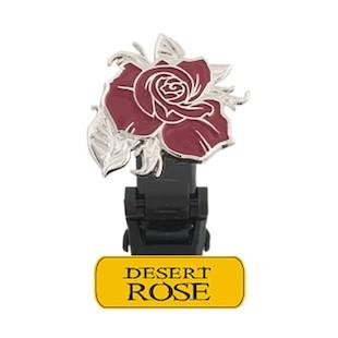 Biker Boot Straps Desert Rose Straps