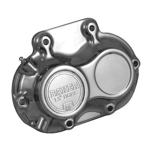 Baker Drivetrain Hydraulic Side Cover For Harley 6 Speed 2006-2017