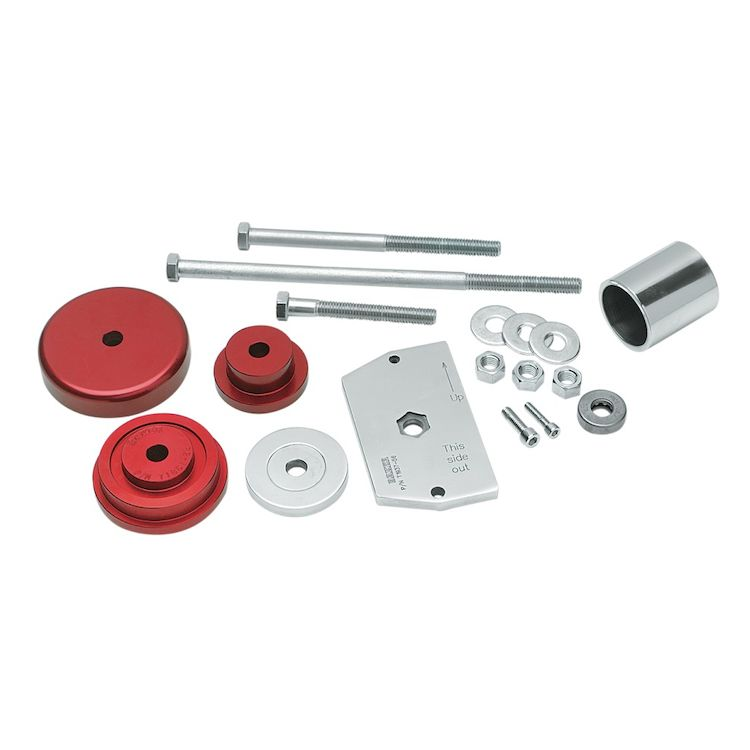 Baker Drivetrain Main Drive Gear And Bearing Tool Kit For Harley 1984-2006