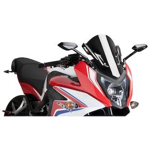 Puig Racing Windscreen Honda CBR650F 2014-2018