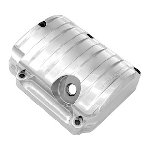 Performance Machine Drive Transmission Top Cover For Harley Twin Cam 5-Speed 2000-2006 Chrome [Open Box]
