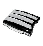Performance Machine Scallop Rocker Box Covers For Harley Twin Cam 1999-2015 Contrast Cut [Open Box]