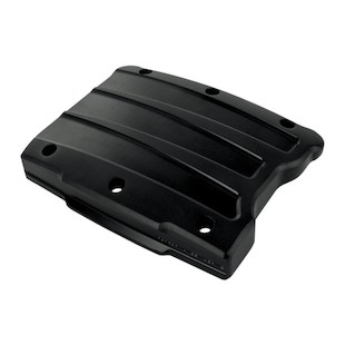 Performance Machine Scallop Rocker Box Covers For Harley Twin Cam 1999-2015 Black Ops [Open Box]