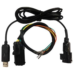 Flash Tune Data-Link ECU Flashing Kit Kawasaki ZX6R / ZX636 2005-2008