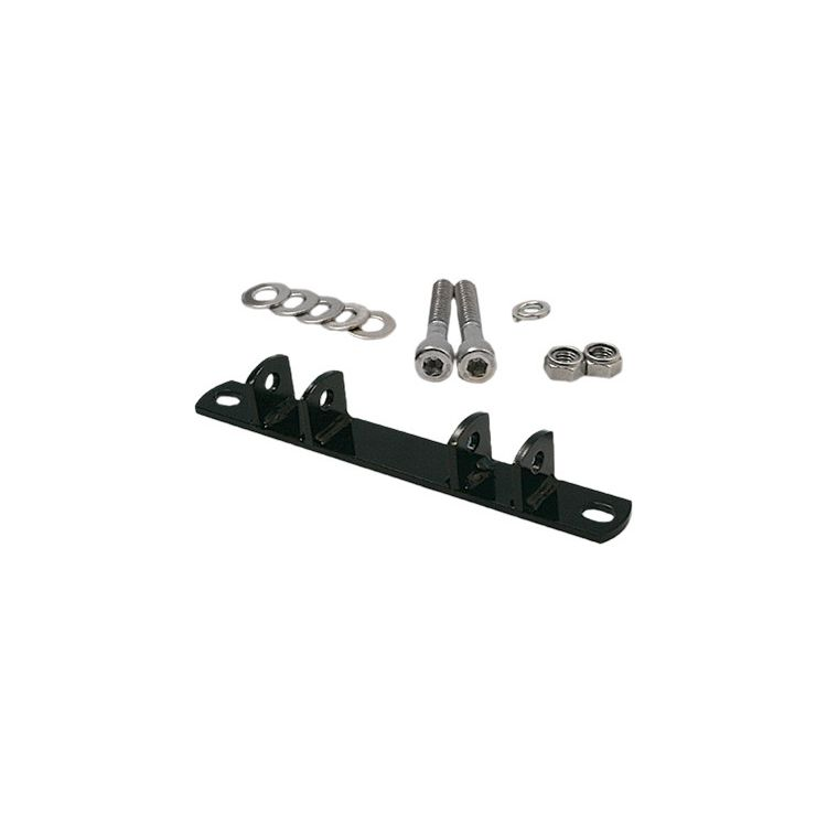 West Eagle Solo Seat Suspension Dual Shock Bracket