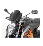 MRA Double-Bubble RacingScreen Windshield KTM 1290 Super Duke R 2014-2017