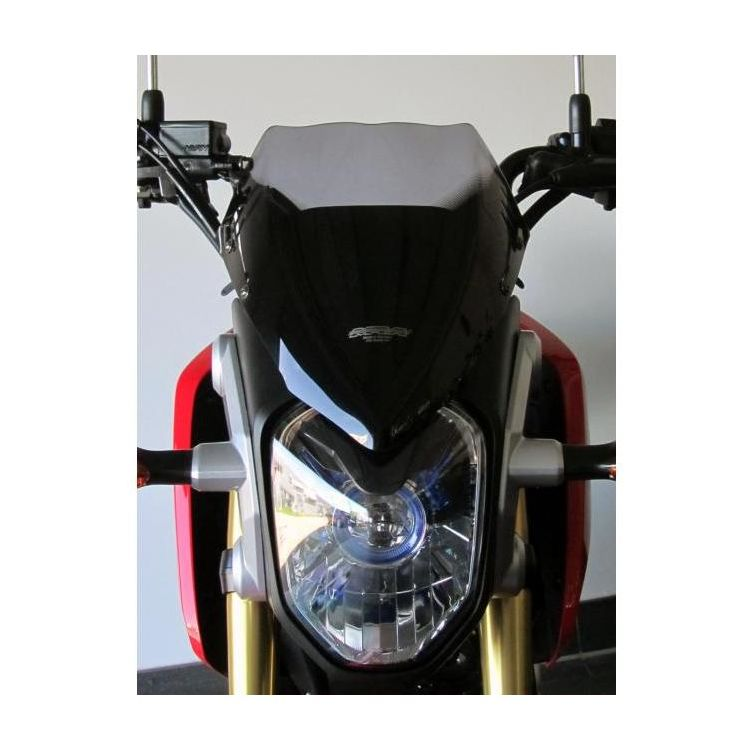 MRA Double-Bubble RacingScreen Windshield Honda MSX125 Grom 2014-2015
