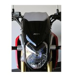 MRA Double-Bubble RacingScreen Windshield Honda MSX125 Grom 2013-2014