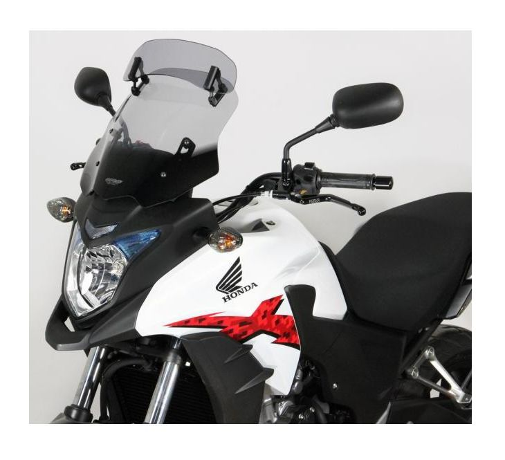 mra variotouringscreen windshield honda cbx   revzilla