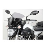 MRA Double-Bubble RacingScreen Windshield Yamaha FZ-07 2015-2017