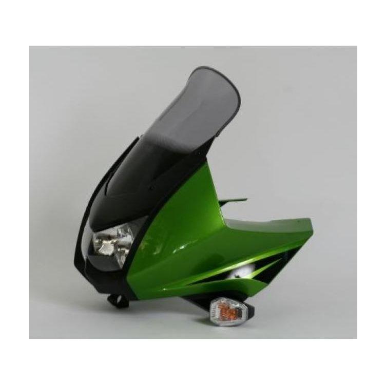 MRA TouringScreen Windshield Kawasaki KLR650 2008-2018
