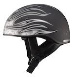 GMax GM65 Flame Helmet