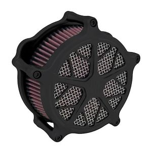 Roland Sands Venturi Hutch Air Cleaner For Harley Big Twin 1993-2017