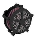 Roland Sands Venturi Hutch Air Cleaner For Harley Big Twin 1993-2015