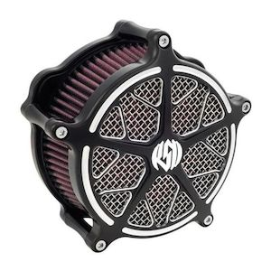 Roland Sands Venturi Hutch Air Cleaner For Harley 2008-2017
