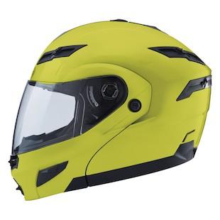 GMAX GM54S Hi-Viz Helmet