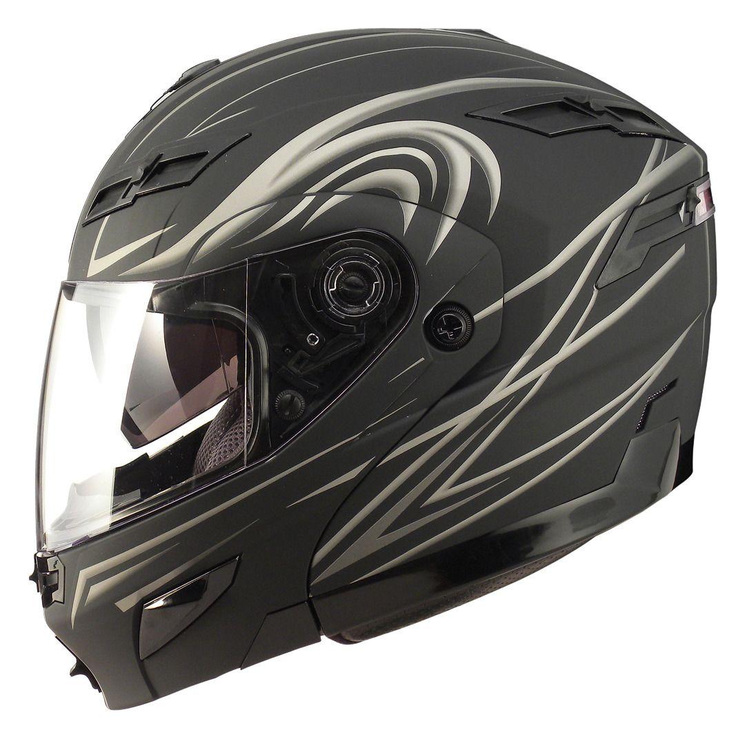 Icon Mainframe Hooligan Motorcycle Helmet - RevZilla