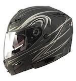 GMax GM54S Derk Helmet