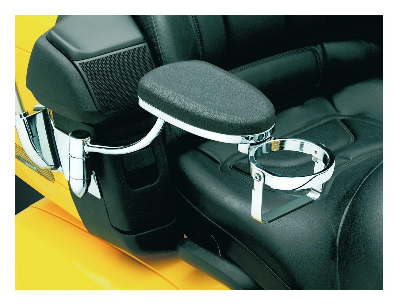 Kuryakyn Passenger Armrests For Honda GoldWing GL1800 2001-2015