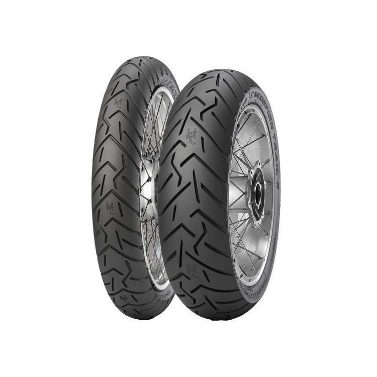 Pirelli Scorpion Trail II Dual Sport Tires
