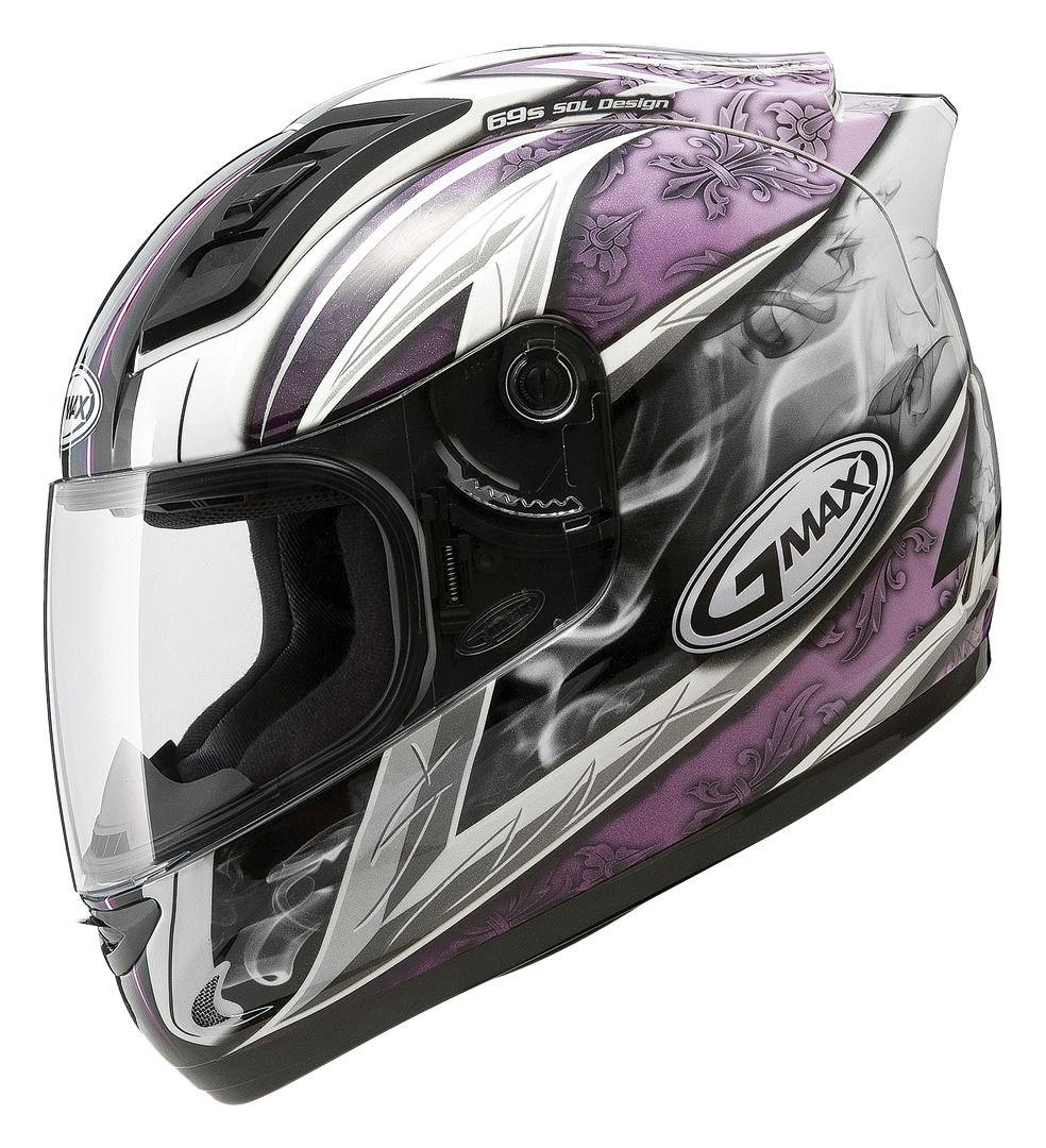 GMax GM69 Crusader II Women's Helmet (Size XL Only) - RevZilla