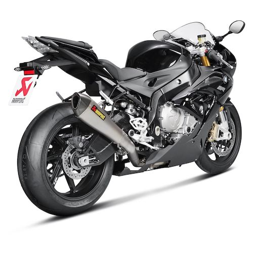 akrapovic racing exhaust system bmw s1000rr 2015 2018. Black Bedroom Furniture Sets. Home Design Ideas