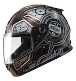 GMax Youth GM49 DJ Helmet