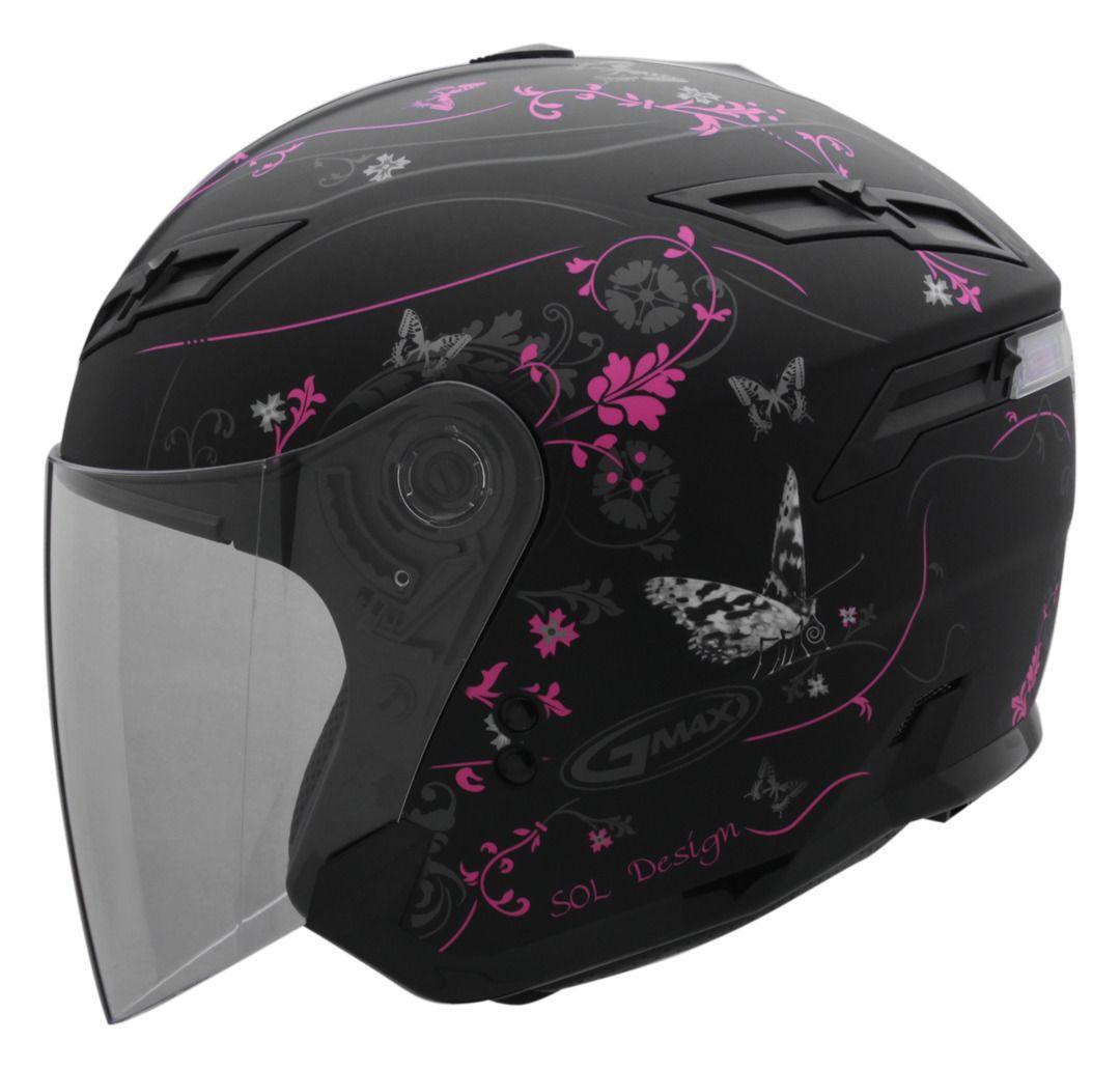 GMax GM67 Butterfly Women's Helmet - RevZilla