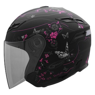 GMax GM67 Butterfly Women's Helmet [Size XL Only]