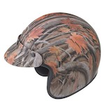 GMax Youth GM2 Leaf Camo Helmet
