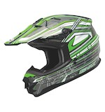 GMax GM76X Bio Helmet (Size LG Only)