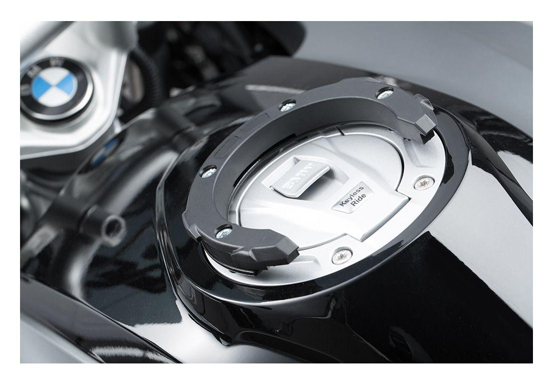 sw motech quick lock evo tankring adapter kit bmw keyless. Black Bedroom Furniture Sets. Home Design Ideas