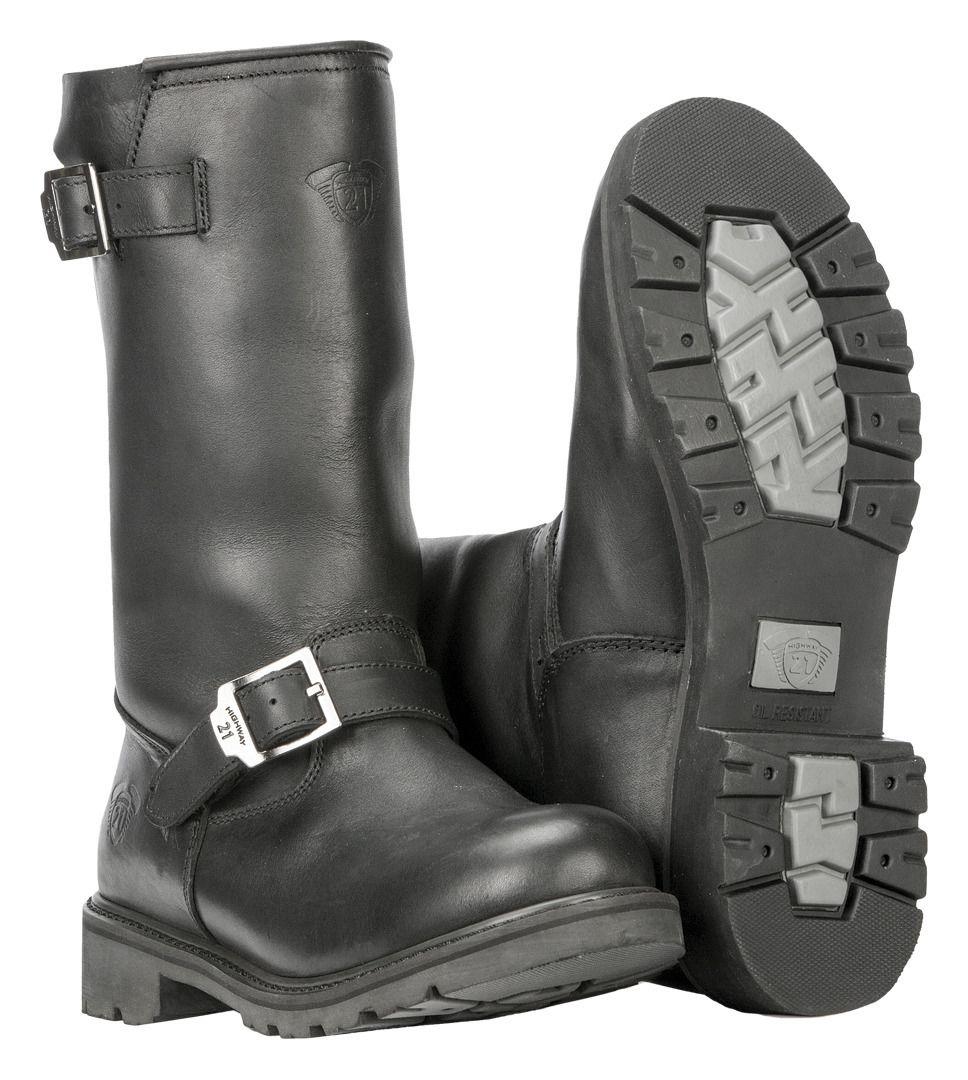 Highway 21 Primary Engineer Boots - RevZilla