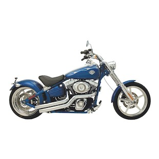 Supertrapp Exhaust Mean Mothers Side Swipes For Harley Breakout 2013-2017