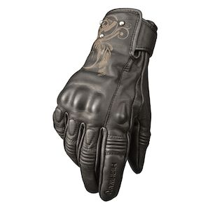 Highway 21 Black Ivy Women's Gloves