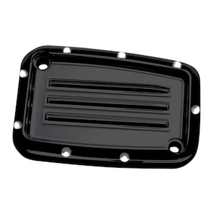 Covingtons Dimpled Hydraulic Clutch Master Cylinder Cover For Harley Touring 2014-2016