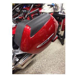 TechSpec Snake Skin Side Case Pads Yamaha FJR1300 2006-2018