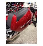 TechSpec Snake Skin Side Case Pads Yamaha FJR1300 2006-2017