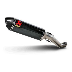 Akrapovic Slip-On Exhaust Aprilia RSV4 / Tuono V4 / 1100