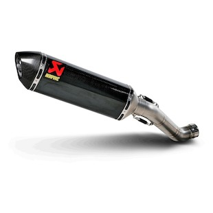 Akrapovic Slip-On Exhaust Aprilia RSV4 / Tuono V4