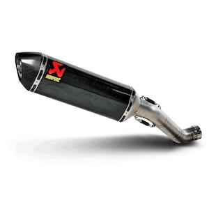 Akrapovic Slip-On Exhaust Aprilia RSV4 / Tuono V4