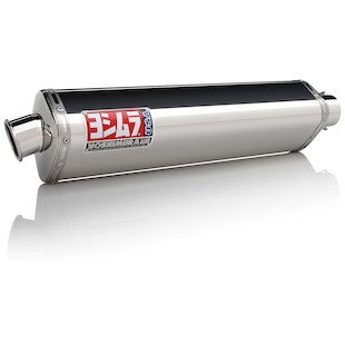 Yoshimura TRS Race Slip-On Exhaust Suzuki SV650 / S 2004-2010
