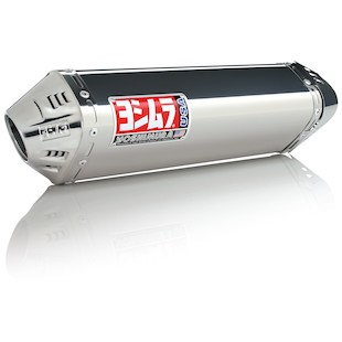 Yoshimura TRC Race Slip-On Exhaust Suzuki GSXR 1000 2009-2011