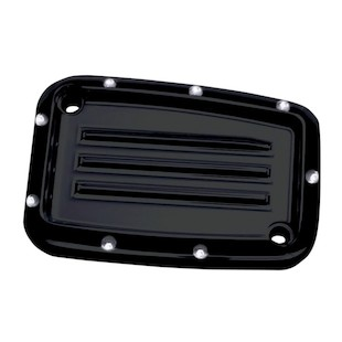 Covingtons Dimpled Hydraulic Clutch Master Cylinder Cover For Harley Touring CVO 2008-2013