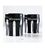 """Rinehart Exhaust 3.5"""" Moto Series Muffler End Caps"""