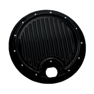 Covingtons Dimpled Fuel Door Cover For Harley Touring 2008-2018