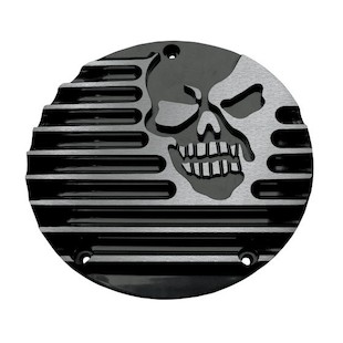 Covingtons Machine Head Derby Cover For Harley Twin Cam 1999-2017
